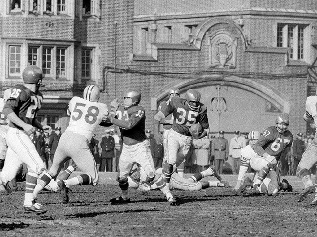 ef7b9532942 Franklin Field played host to the Eagles' last NFL title | Penn Today
