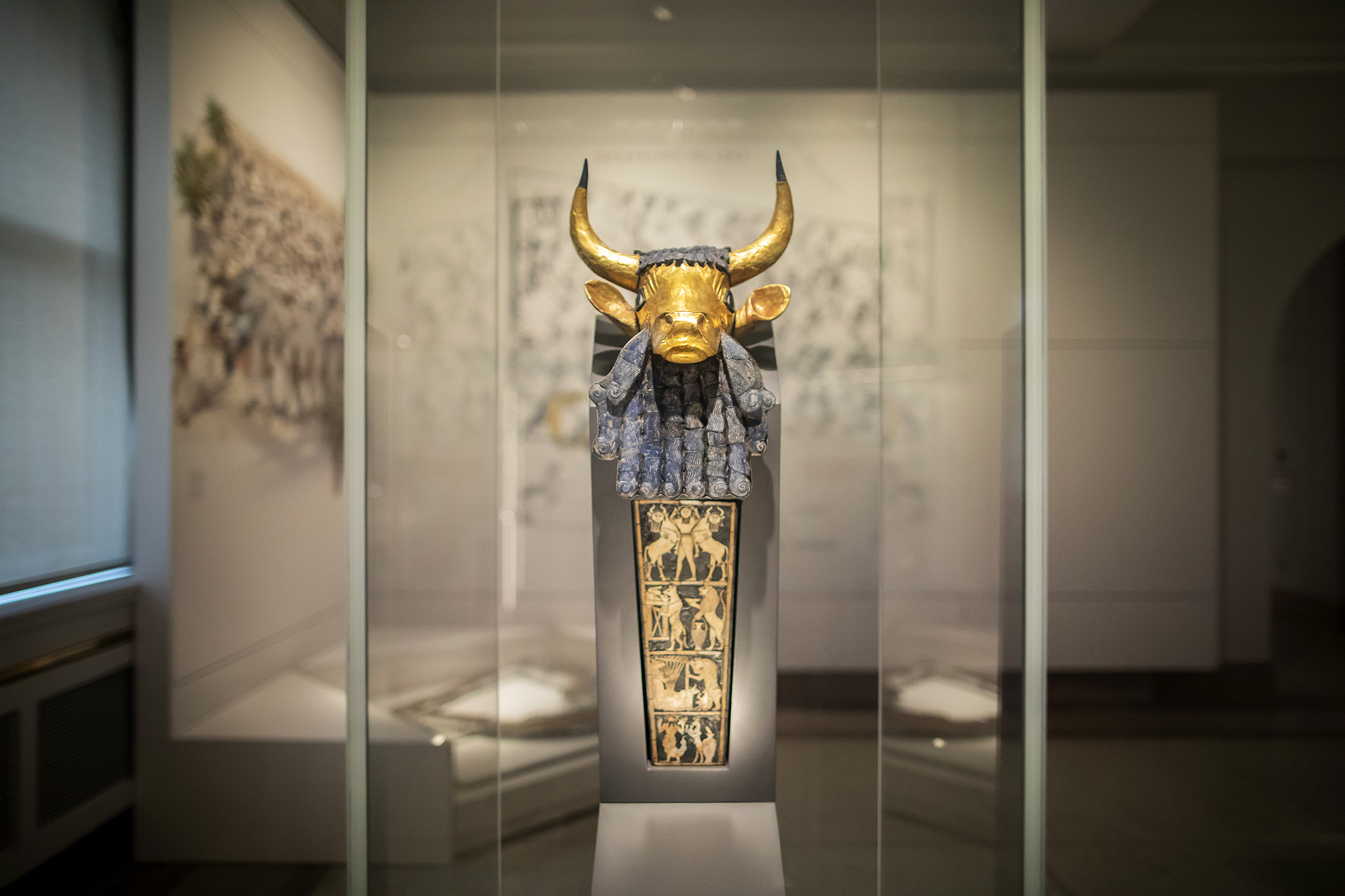 Revealing Penn Museum's Middle East treasures