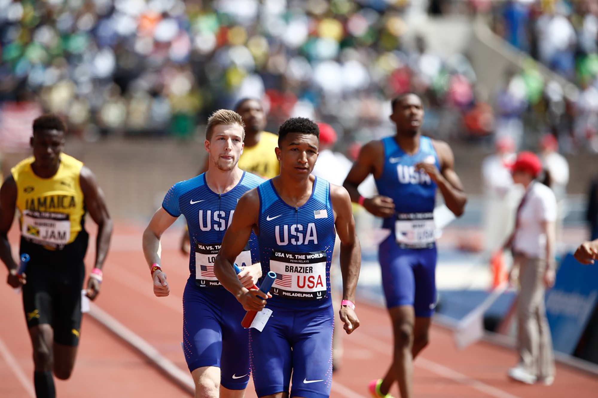Running numbers at the Penn Relays | Penn Today