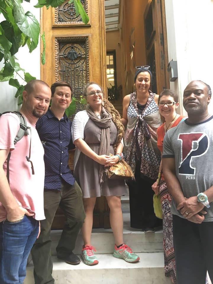 DSW Cohort in Greece vertical