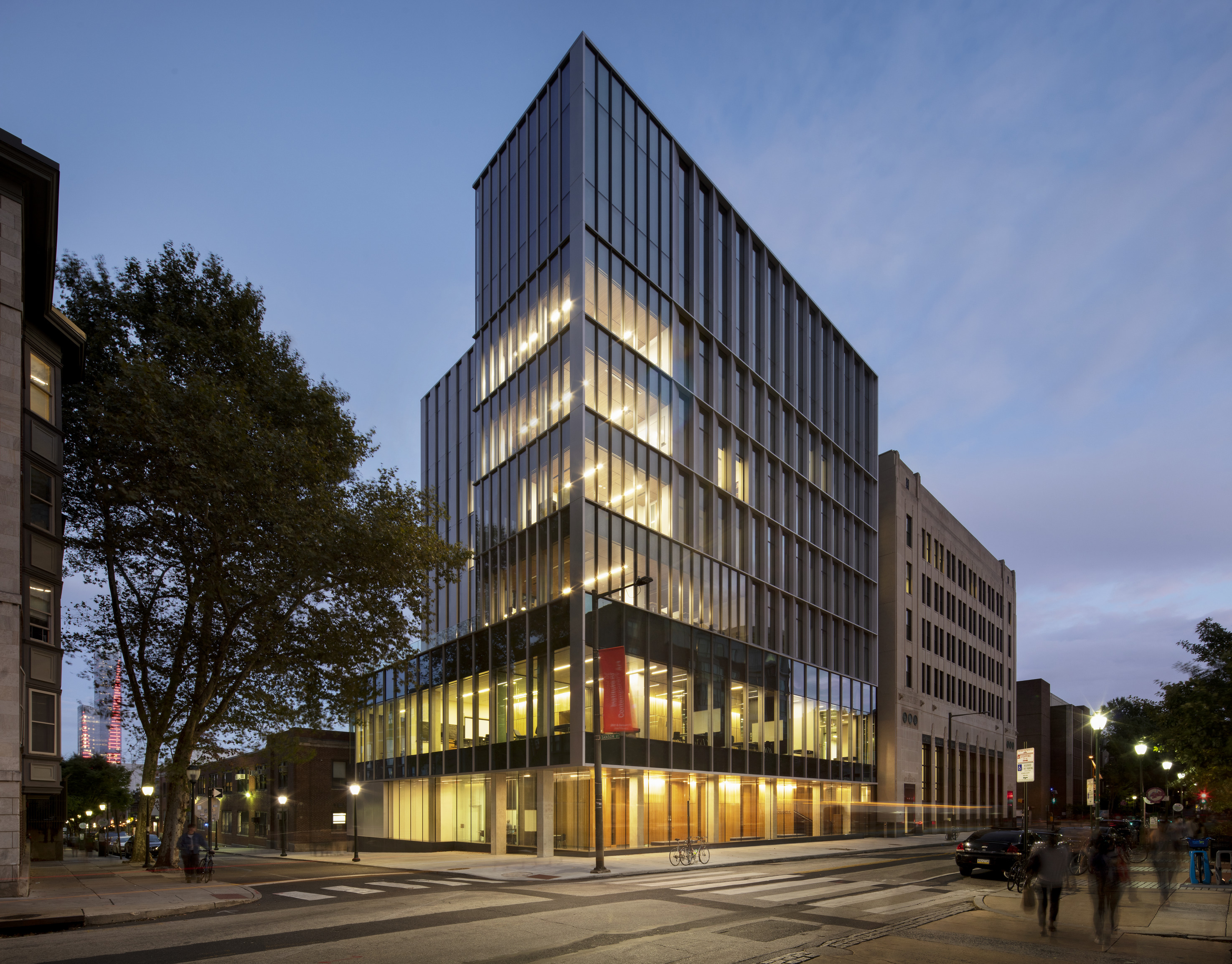 New Ronald O. Perelman Center looks to the future while ...
