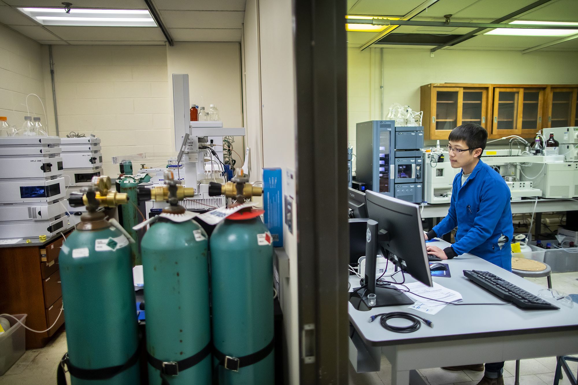 Groundbreaking Chemistry Research At Record Speeds Penn