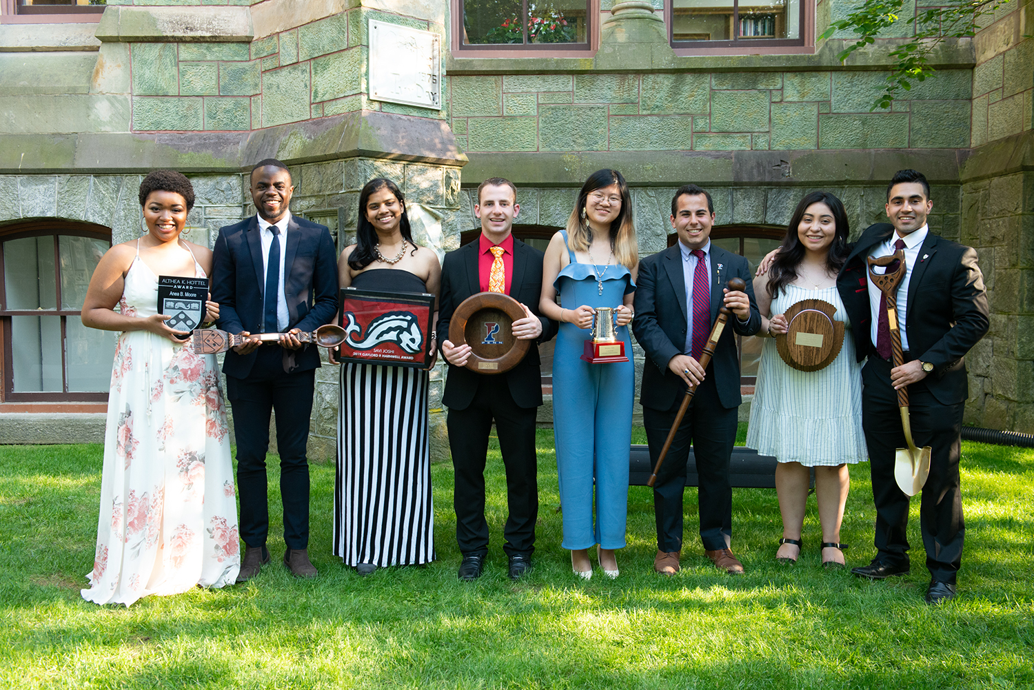 Class of 2019 Ivy Day Ceremony and awardees | Penn Today