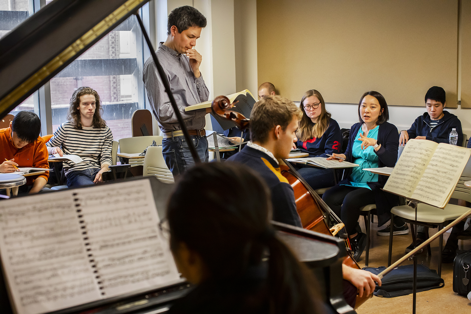 Musical merger of academics and performance | Penn Today