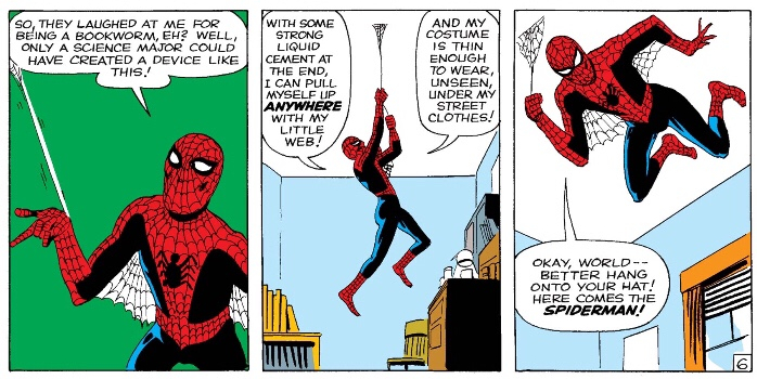 The science behind Spider-Man's superpowers | Penn Today