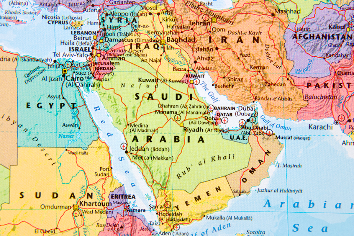 Iran Saudi