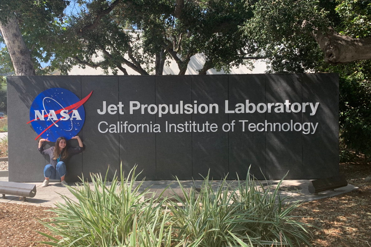 Summer Aerospace Research At The Jet Propulsion Lab Penn Today