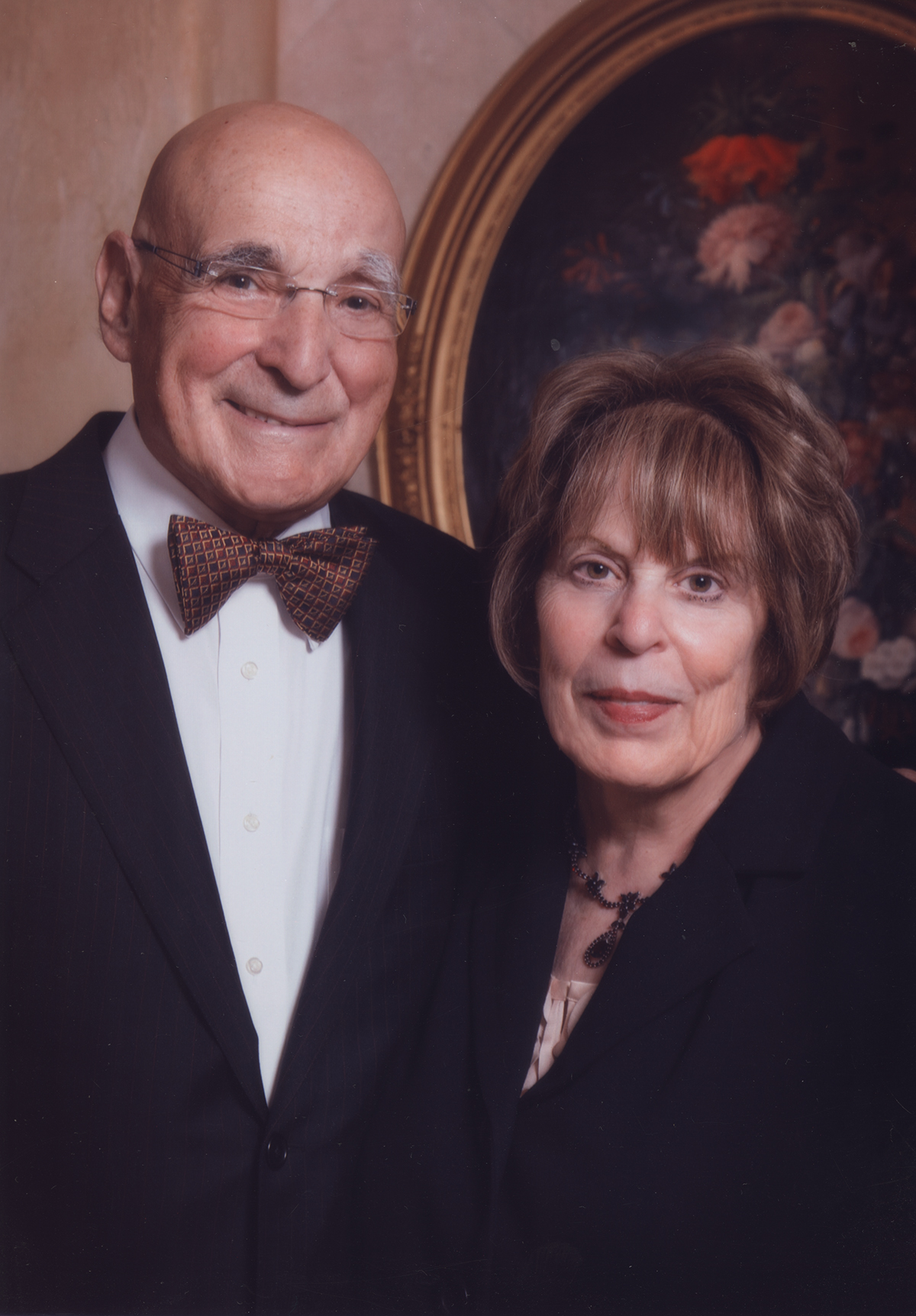 Arnold and Deanne Kaplan