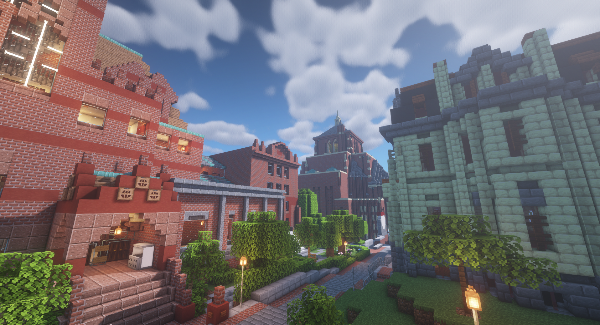 Meet the Penn students recreating campus in Minecraft  Penn Today