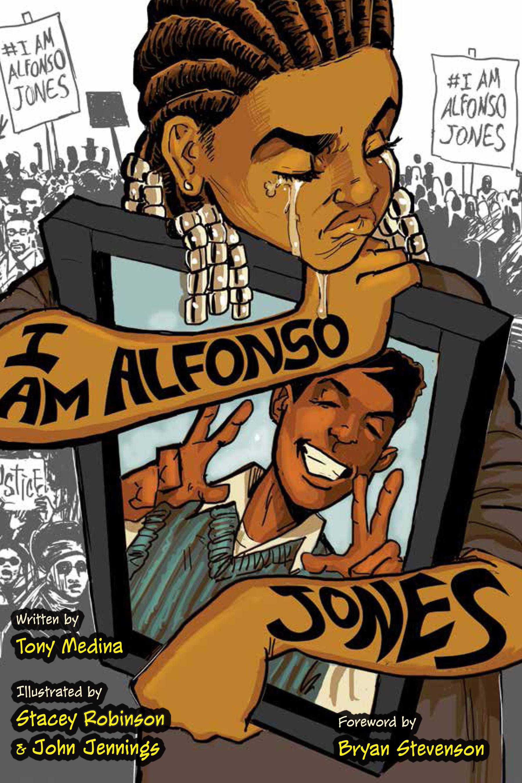 I Am Alfonso Jones book cover