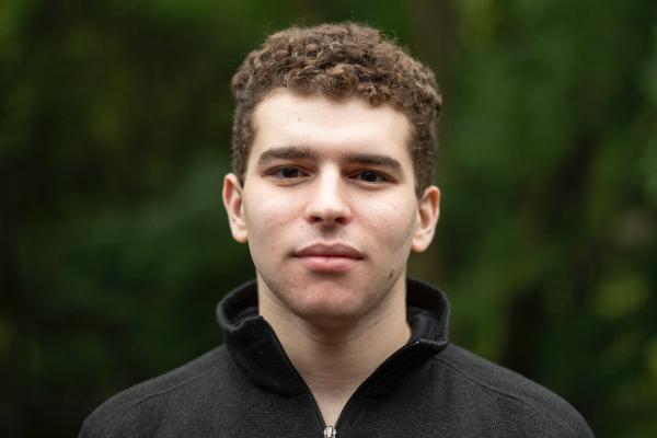 Penn senior chosen as Gaither Junior Fellow