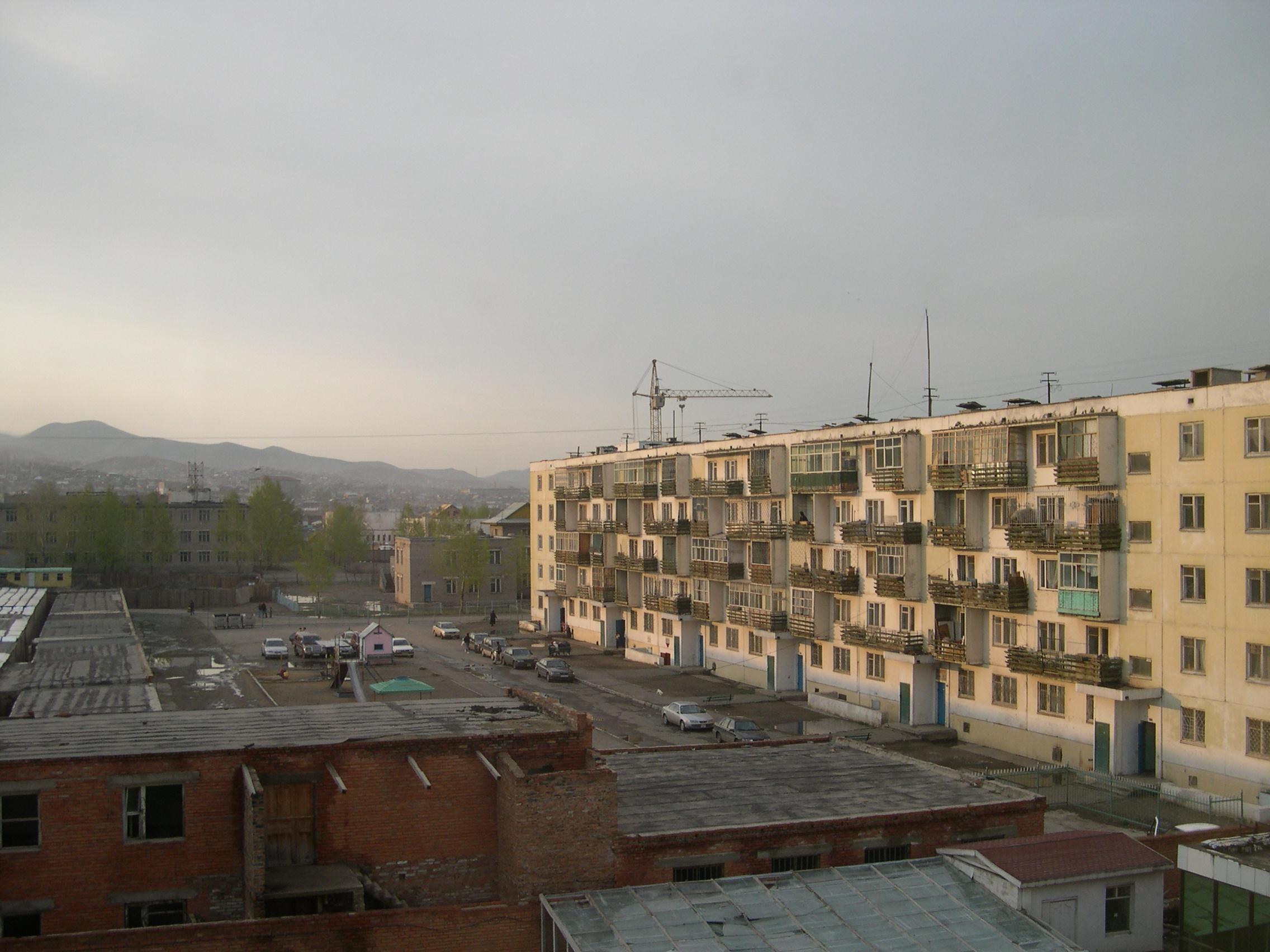 urbanization of mongolia