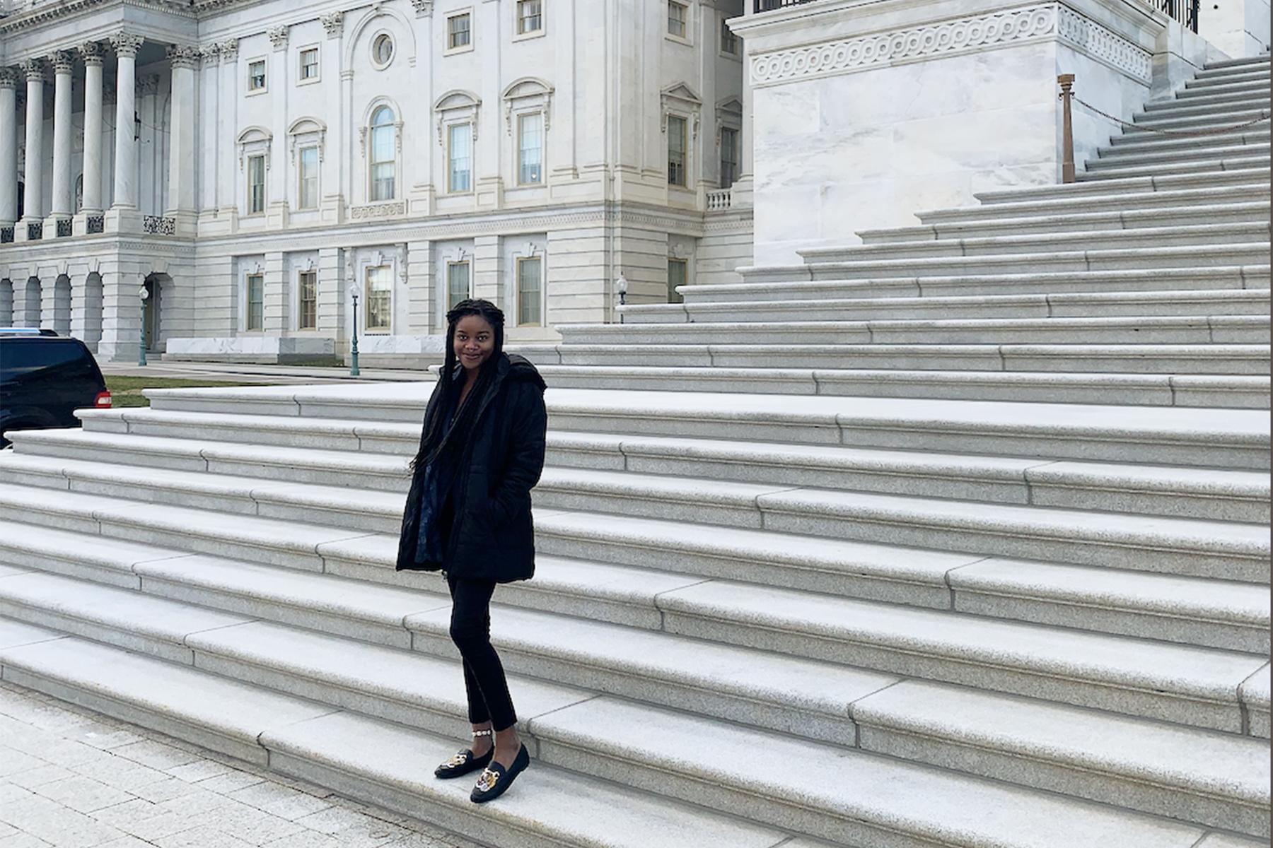 Penn junior Chinaza Ruth Okonkwo named a Beinecke Scholar
