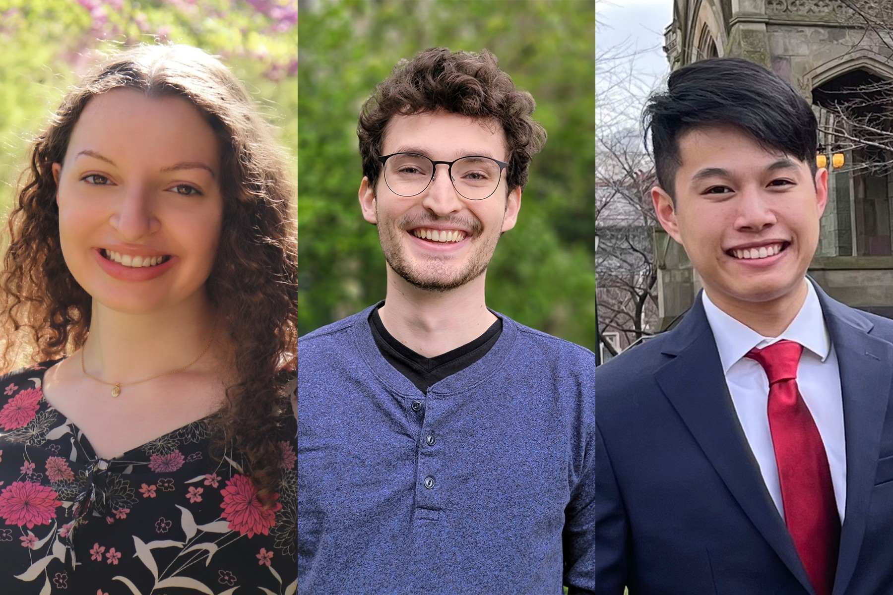 Three Penn juniors named 2021 Udall Scholars
