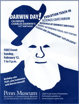 a discussion on the evolution theory according to charles darwin Darwinism is a theory of biological evolution developed by the english naturalist  charles  in political discussions in the united states, the term is mostly used by  its enemies it's a rhetorical device to make evolution seem like a kind of faith,.