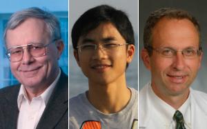 Haim Bau, Jinzhou Yuan and David Raizen