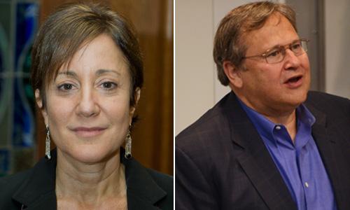 Caryn Lerman and Robert Hornik