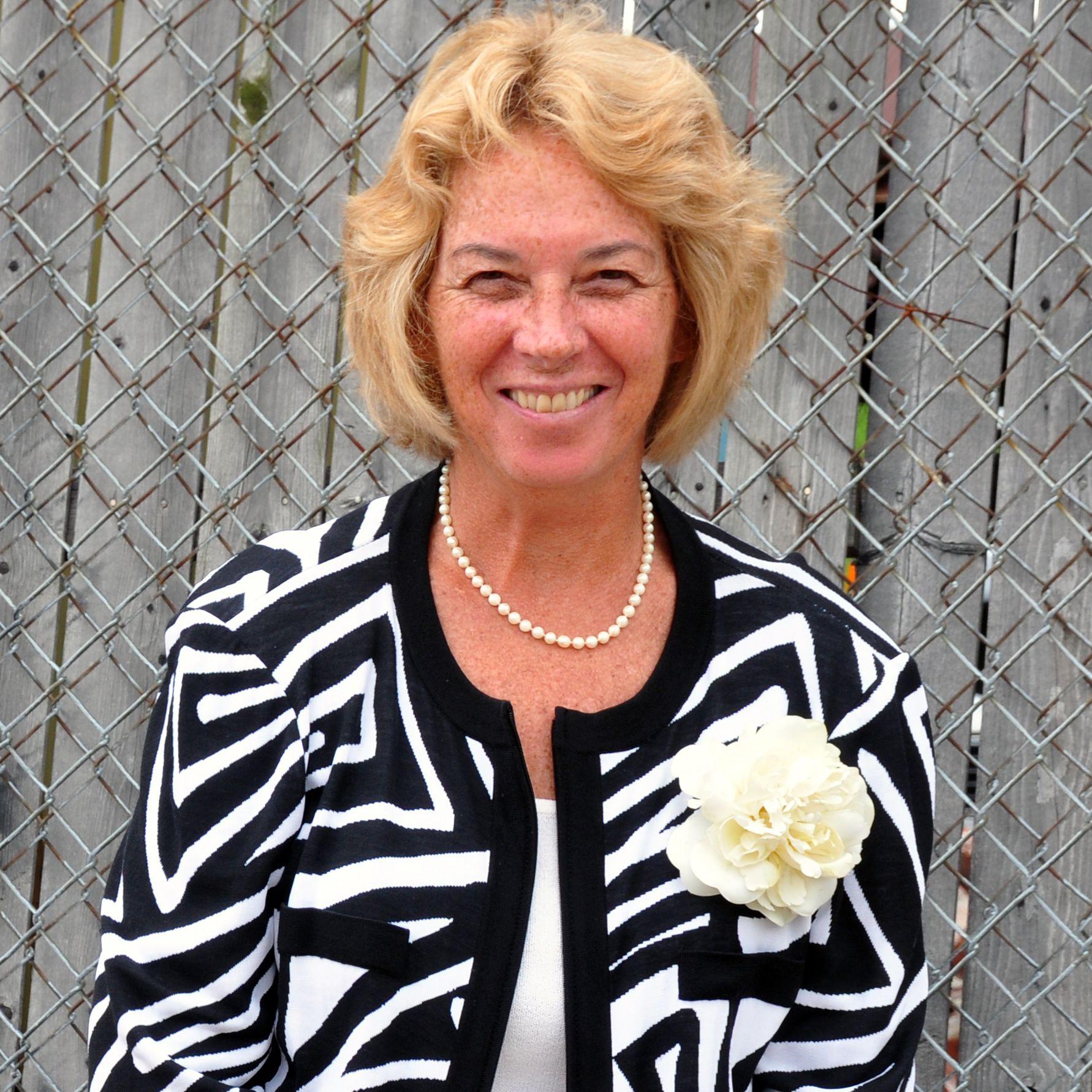 Kathleen Brown, practice associate professor in Penn's School of Nursing, will be Patel's mentor for the year.