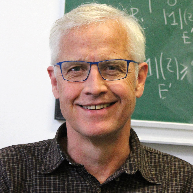 Ted Chinburg, a professor in Penn's Math department