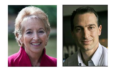 Karen Glanz and Charles Branas