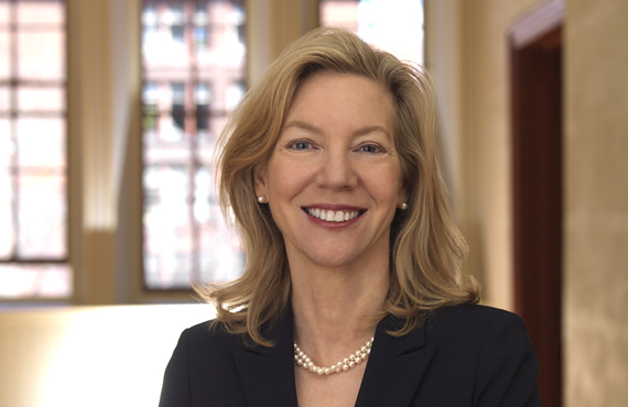 University of Pennsylvania President Amy Gutmann
