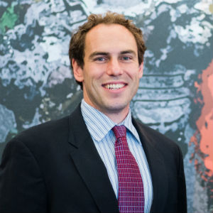 Matthew Hayes of the University of Pennsylvania School of Nursing and Perelman School of Medicine