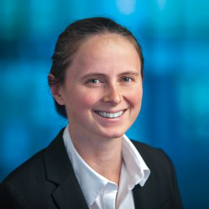 Nadia Heninger, the Magerman Term Assistant Professor in the computer and information science department