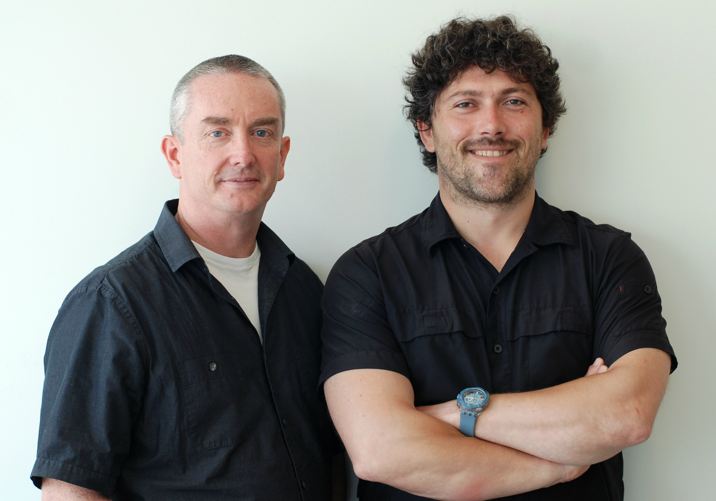 Christopher Hunter and Christoph Konradt