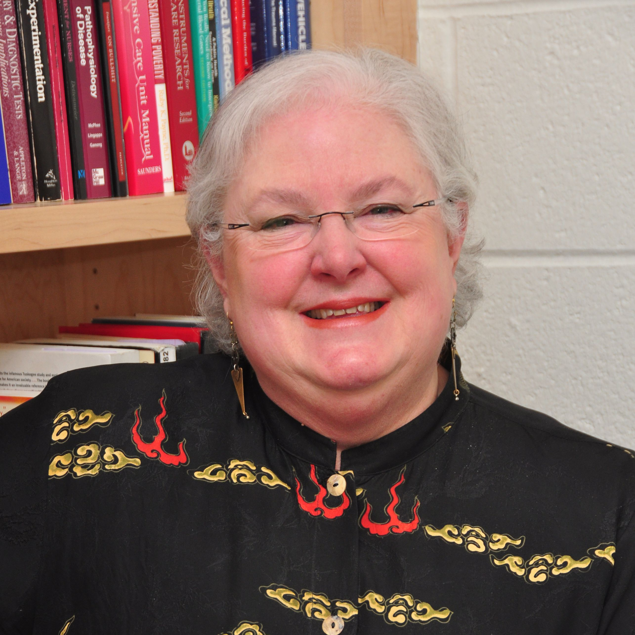Therese Richmond, the Andrea B. Laporte Professor of Nursing and associate dean for Research and Innovation