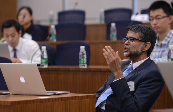 Vijay Kumar, SEAS Dean at Penn Wharton China Center