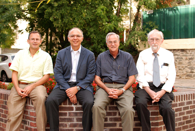 William Beltran, Artur Cideciyan, Gustavo Aguirre and Samuel Jacobson
