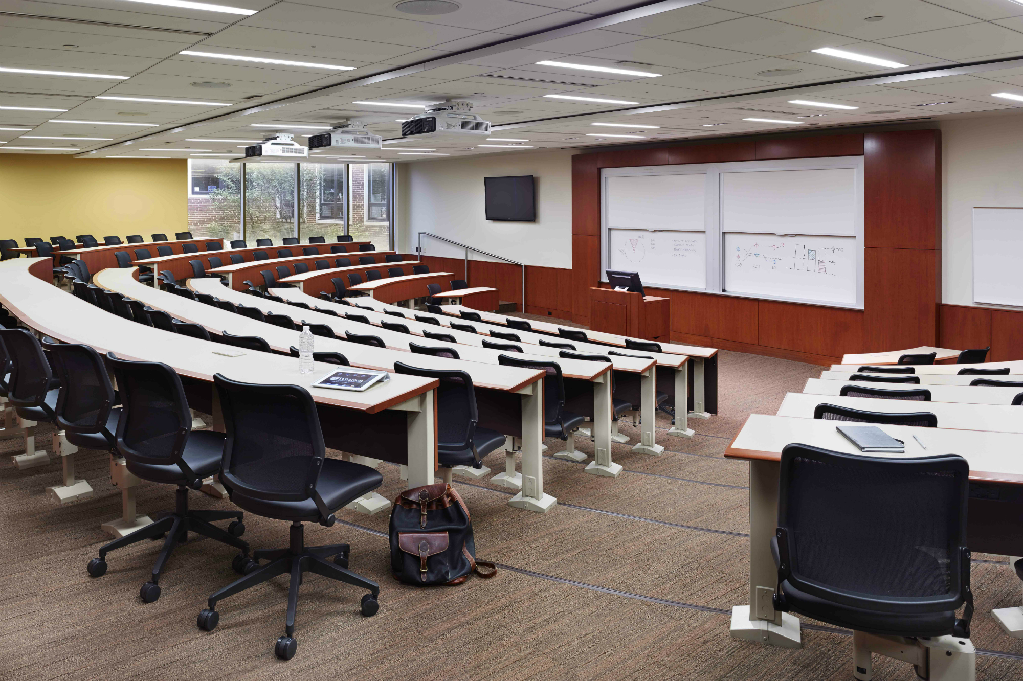 Collaborative Classroom Upenn : Penn projects garner leed gold designations adding to
