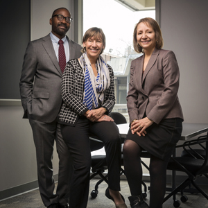 John L. Jackson, Jr., Pam Grossman and Antonia Villarruel