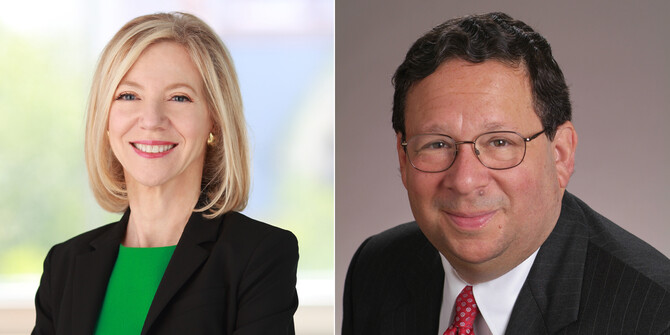 Amy Gutmann, David Cohen