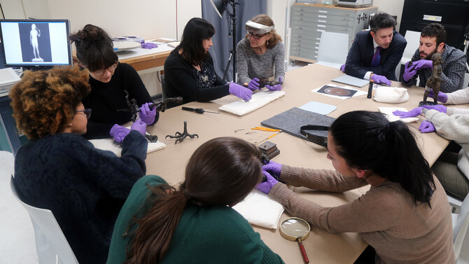 Penn Art History Workshop at the Philadelphia Museum of Art