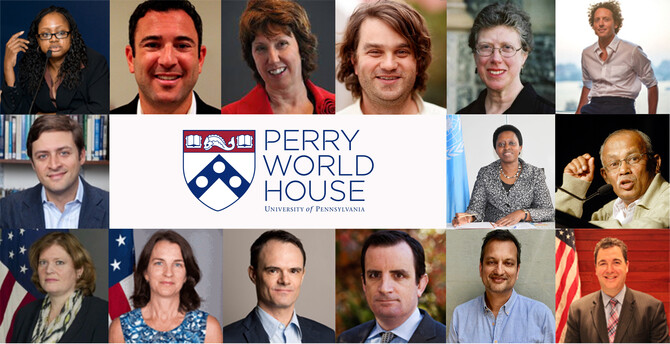 Perry World House Visitors Program