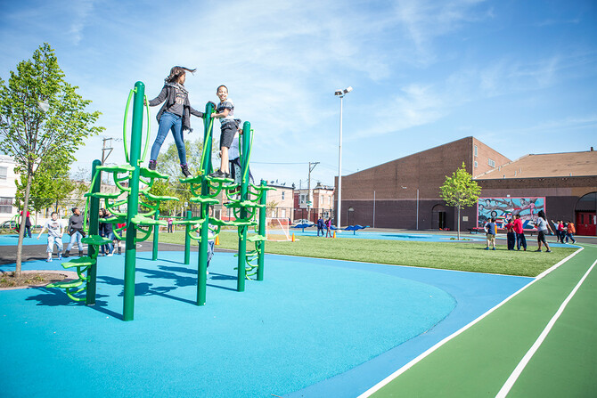 Cramp Playground Parks for People