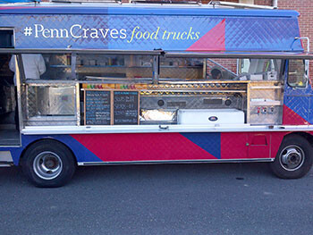 #PennCraves Food Truck
