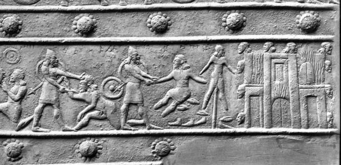 ancient mesopotamia goes digital penn today