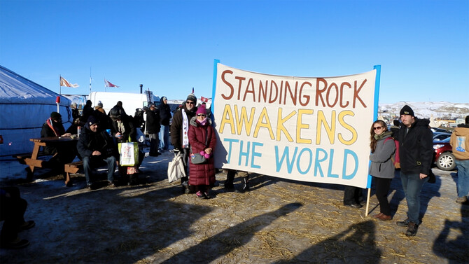 The Stand at Standing Rock