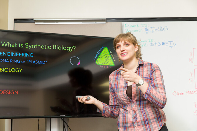 Bringing Synthetic Biology to High School Students