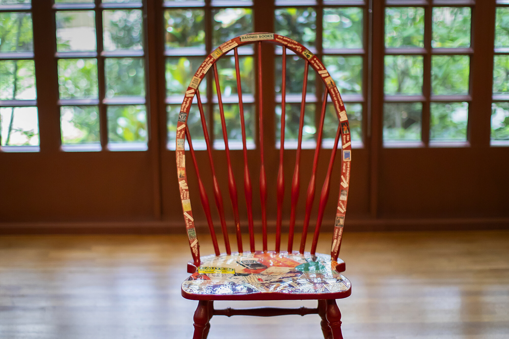 kelly writers house chair two