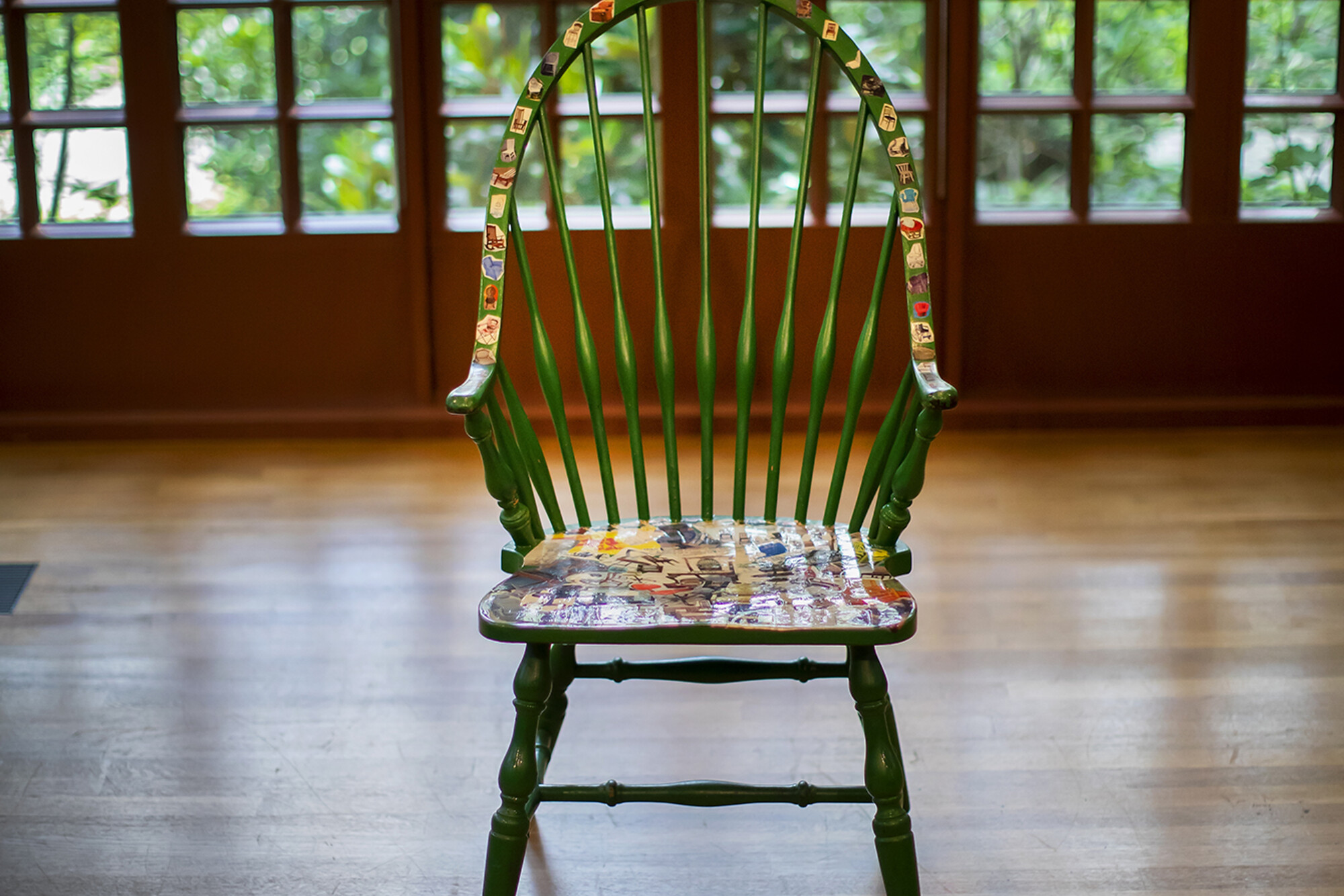kelly writers house chair three