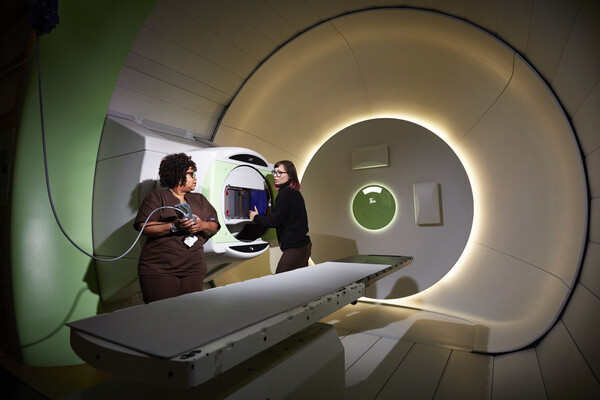 Protons with a Purpose, Roberts Proton Therapy