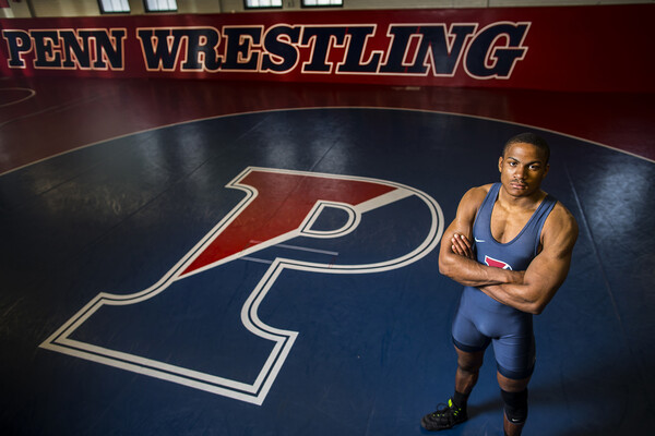 May Bethea Penn wrestling