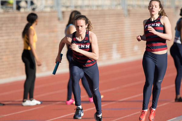 Penn women's track and field