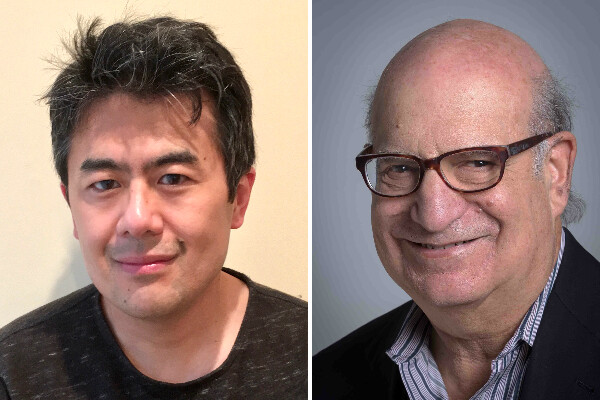 Charles Yang and Charles Bork