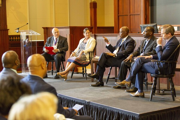 Supplier Diversity Forum panel