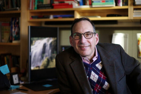 Joseph Turow, a researcher in the Annenberg School for Communication at Penn.