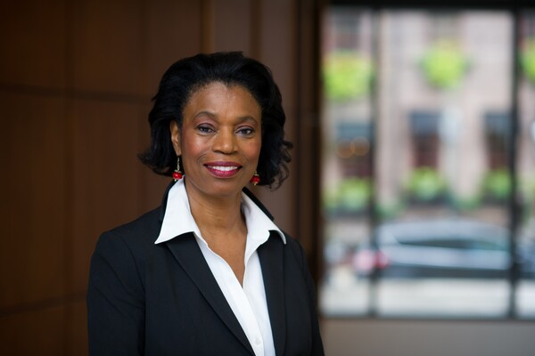 Anita Allen, Vice Provost and professor of Law and Philosophy at the University of Pennsylvania
